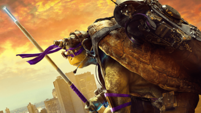 Stephen Amell and Dave Green Talk TMNT