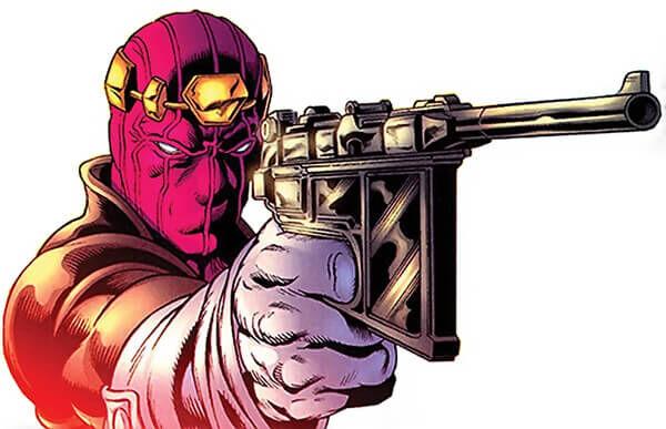 Baron Helmut Zemo Marvel Comics