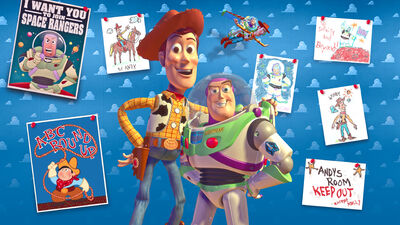 A Toy Story Timeline: 24 Years of Woody and Buzz