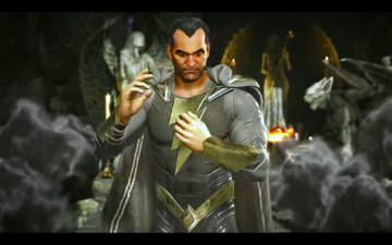 'Injustice 2' Roster: All The DC Comics Fighters (Black Adam Confirmed)