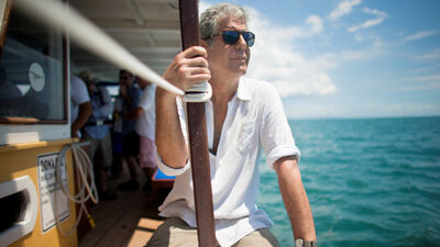 5 Best Episodes of Anthony Bourdain's 'Parts Unknown'