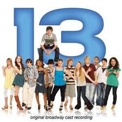 13 album cover
