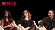 13 Reasons Why Panel There's Never Enough TV Netflix