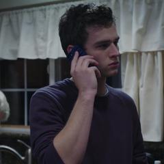 Justin calling Jessica