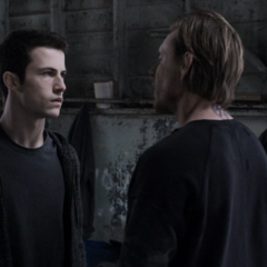 Clay confronting Seth