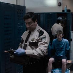 Sheriff Diaz finding steroids