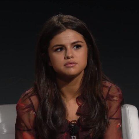 Selena Gomez at a Panel for 13 Reasons Why