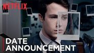 13 Reasons Why Season 2 Date Announcement HD Netflix