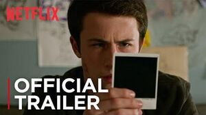 13 Reasons Why Season 2 Official Trailer HD Netflix