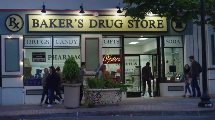 Baker S Drug Store 13 Reasons Why Wiki Fandom Powered By Wikia