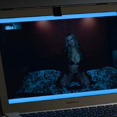 Webcam girl Alex is watching