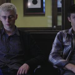 Alex and Monty