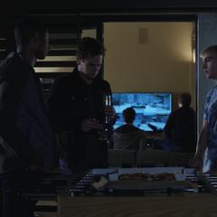 Marcus, Justin and Alex