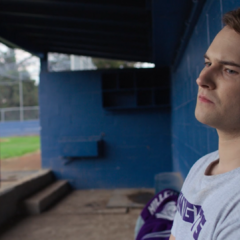 Bryce at Liberty High's sport fields