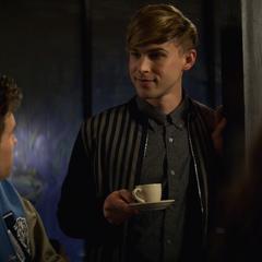 Ryan interrupting Justin and Hannah
