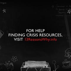 Crisis Resources Help Outro