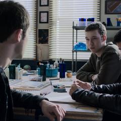 Clay, Tyler and Tony
