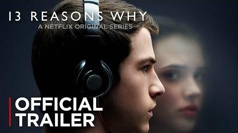 13 Reasons Why Official Trailer HD Netflix
