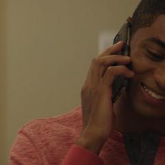 Marcus calling Hannah