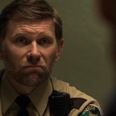 Deputy Bill Standall