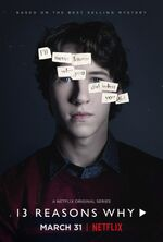 13 Reasons Why Character Poster Tyler Down