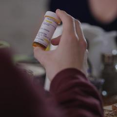 Clay's antidepressants