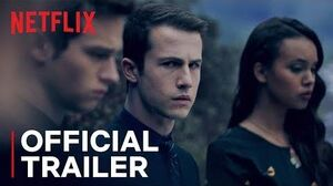 13 Reasons Why Season 3 Official Trailer Netflix