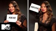 Alisha Boe Plays Never Have I Ever (MTV Movies)