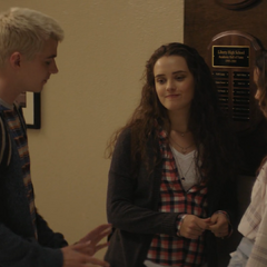 Alex, Jessica and Hannah