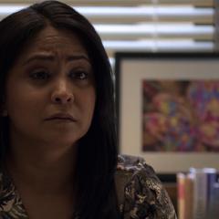 The new counselor Priya Singh