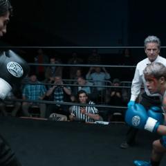 Tony boxing
