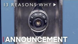 13 Reasons Why Season 3 Announcement Netflix