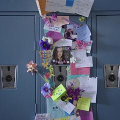 Hannah's locker