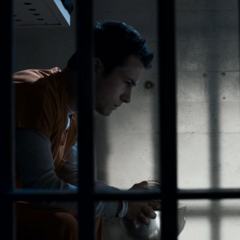 Clay in jail