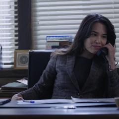 Vice Principal Jane Childs