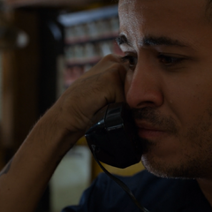 Tony calling