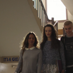 Jessica, Hannah and Alex