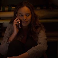 Jessica calling her mom