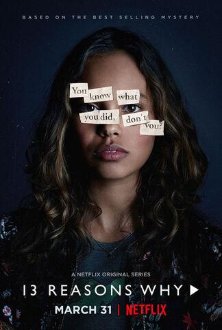 Файл:13 Reasons Why Character Poster Jessica Davis.jpg