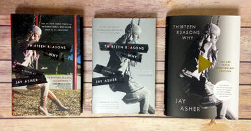 Thirteen Reasons Why Editions