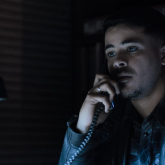 Tony getting a call