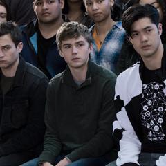 Justin, Alex and Zach