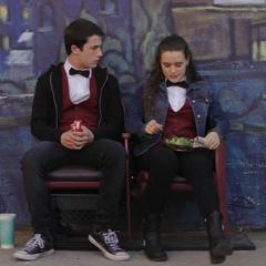 Clay and Hannah