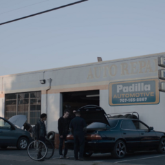 Padilla's garage
