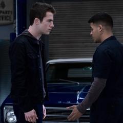Clay and Tony