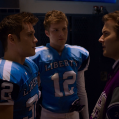Bryce confronting Monty about raping Tyler