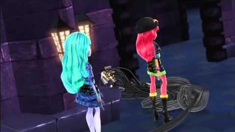 MONSTER HIGH CLIP 2