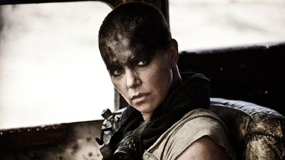 Charlize Theron Could Be 'Fast 8' Baddie