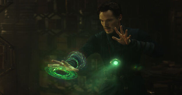 benedict cumberbatch doctor strange movie