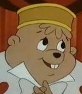 Alvin Seville in I Love the Chipmunks Valentine Special